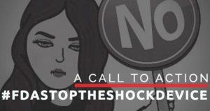 #FDASTOPTHESHOCKDEVICE