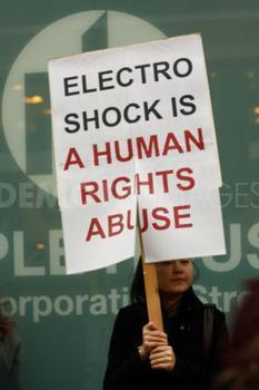 electroshock human rights abuse